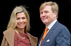 On January 07, 2016, King Willem-Alexander and Queen Maxima of The Netherlands…