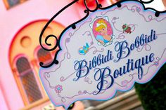 Bibbidi Bobbidi Boutique by hayleythehatter, via Flickr