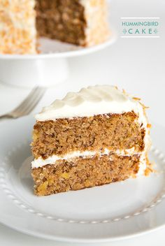 Hummingbird Cake | Cooking Classy #desserts #dessertrecipes #yummy #delicious #food #sweet