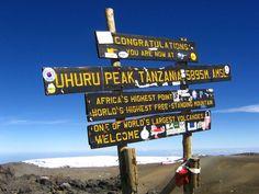 climbing kilimanjaro ona budget
