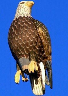 Globo aerostatico águila