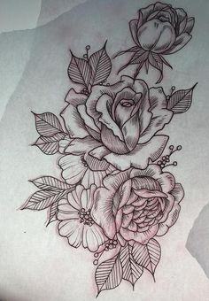 Drawing by Marisa Laren