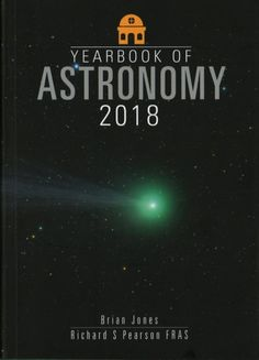 Yearbook of Astronomy 2018 by Brian Jones