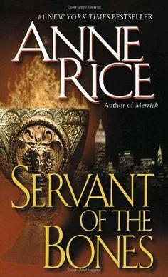 Servant of the Bones by Anne Rice, http://www.amazon.com/dp/0345389417/ref=cm_sw_r_pi_dp_63yPqb0G53XAE