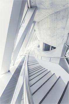 """""""White Line"""" by Rudy Charles, via 500px."""