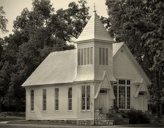 Little Country Church | Country-Church | Flickr - Photo Sharing!