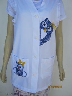 Apron, Summer Dresses, Education, Sewing, Fashion, Nursing Assistant, Teacher Apron, Aprons For Kids, School Clothing