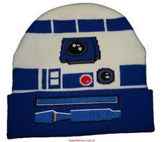 Czapka Star Wars R2D2