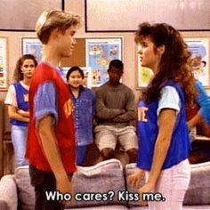 …but obviously, never let the moment pass you by! | 12 Lessons Zack Morris Taught Us About Cool