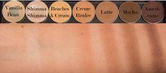 Alice's Beauty Madness: Makeup Stash: Makeup Geek eyeshadows