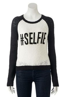 SO Crop Sweater - Juniors #Kohls