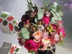 Granada, Vintage Bridal Bouquet, Floral Wreath, Wreaths, Table Decorations, Home Decor, Floral Decorations, Flowers, Floral Crown