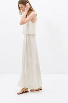 17 Non-Bridal Dresses For The Low-Key Bride #refinery29 http://www.refinery29.com/wedding-dress-search#slide-9 ...