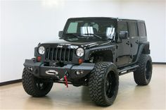 2013 Jeep Wrangler Unlimited Different bumper though