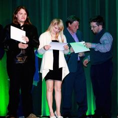 #certificate #winners at the third annual Actors for Austim #filmfestival  #autism #film #animation #videogamedesign #visualeffects