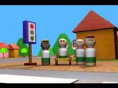Minuto Animado Educação no Trânsito