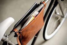 Frame Folio Bicycle Portfolio by Hard Graft 2