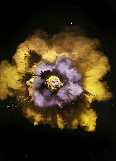 ARTE: Deflagrazioni astratte. Il progetto Explosion di Nick Night — HUBBLOG