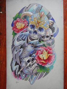 co op tattoo art coop tattoo flash pin ups pinterest the o 39 jays art and tattoos and. Black Bedroom Furniture Sets. Home Design Ideas
