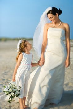 How to include kids in your destination wedding