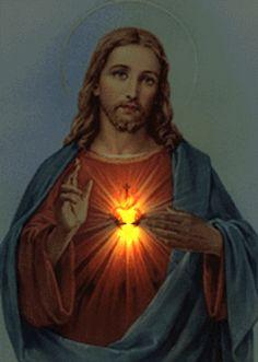 El Sagrado Corazón De Jesús EsFuente Incesante de donde Mana El Espíritu Santo para Dar Vida ¡Detente, El Corazón de Jesús está conmigo! Abridme oh buen Jesús, Las puertas de vuestro Sagrado Corazón, Unidme a Él para siempre. Que todas las...