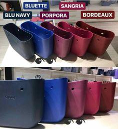 O Bag, Bordeaux, Gems, Jewels, Handbags, Purses, Leather, Clock, Women's Fashion