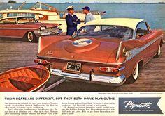 Plymouth Nautical 1959