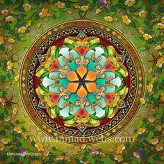 Mandala Evergreen by Bedros Awak