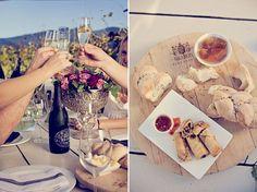 Food and Wine at Bramon Wine Estate & Restaurant