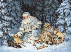 The Gentle Spirit of Christmas, Liz Goodrick-Dillon