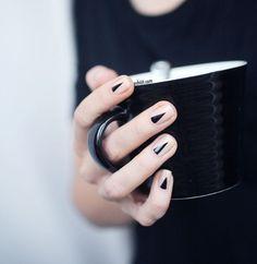 Love the nail art!