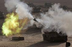 イスラエル、ガザ地区への地上作戦を延期 写真7枚 国際ニュース:AFPBB News