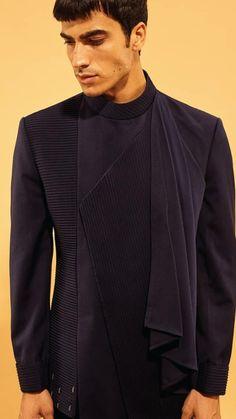 Designer Suits For Men, Designer Clothes For Men, Indian Designer Wear, Clothes For Women, Wedding Kurta For Men, Wedding Dress Men, Black Outfit Men, Man Outfit, Indian Men Fashion
