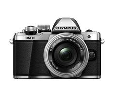 From Olympus Om-d Mark Ii Compact System Camera - Ez Lens Silver Mac Book, Kånken Rucksack, Olympus Omd Em10, Wifi, Cameras Nikon, Cool Things To Buy, Stuff To Buy, Digital Cameras, Vacation Places