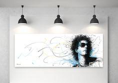 Soda Stereo, Perfect Love, Rock Design, Mj, My Music, Deadpool, Pop Art, Art Drawings, Room Decor