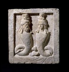 Libertas(@VeraCausa9)さん | TwitterLimestone stela with intertwined snake-bodied figures of Dionysos & Isis-ca.1st c. BC-1st c.AD-found in Egypt- @britishmuseum