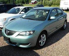 Cheap Mazda Mazda3 i '04 For Sale in South Dakota — $4997