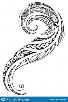 Tribal Hip Tattoos, Maori Tattoo Arm, Tribal Pattern Tattoos, Polynesian Tribal Tattoos, Rune Tattoo, Tribal Tattoos For Women, Polynesian Tattoo Designs, Hip Tattoos Women, Maori Tattoo Designs