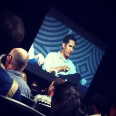 Kevin Systrom of #instgram at #sxsw #meta #heroes     via @johnemac72