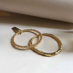 Bracelets, Gold Rings, Rose Gold, Jewelry, Jewlery, Jewerly, Schmuck, Jewels, Jewelery
