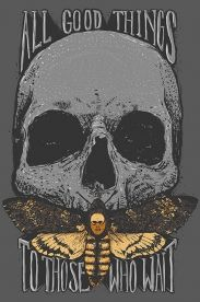 Estampa The Silence of The Lambs