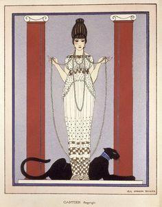 The Jewels of Cartier's Short Film L'Odyssee de Cartier Photo 16