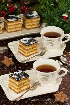 Miodownik | Honey cake