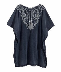H&M Embroidered Kaftan $29.95