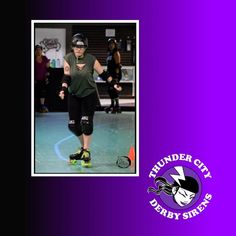 "When we asked Yra why she started #rollerderby she answered I was drawn to roller derby because I wanted to overcome fear and because I wanted to commit and accomplish something that challenged me. I can sometimes be easily discouraged so I find myself quitting things that scare me or that I don't catch on to quickly. Roller derby requires you to face fears and fully commit in so many different ways on a daily basis."" Stay tuned for details on how you can get involved! Details coming soon… Quad Squad, Squad Goals, Thunder City, Quad Skates, I Quit, Challenge Me, Roller Derby, I Am Scared, When Us"