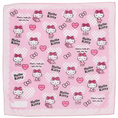 Hello Kitty lunch cross 3P Set (Heart) Sanrio online shop - official mail order site