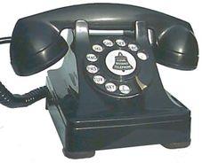 I miss old telephones too.