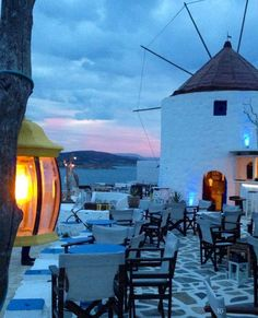 A peaceful dusk Koufonisia, Greece Crete Greece, Santorini Greece, Athens Greece, Places To Travel, Places To Visit, Travel Destinations, Myconos, Skiathos, Greece Holiday