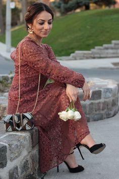 Boho Lace Dress – MODE DELINA