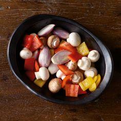 Das Gemüse - Fondue für Gäste - 2 - [ESSEN & TRINKEN]